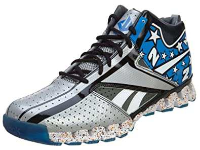708afcbf926b75 Reebok Wall Season 2  ZigEncore John Wall All Star Edition Signature Mens  Basketball Shoes Grey