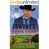 The Cowboy's Convenient Marriage: a contemporary marriage of convenience Montana Ranches Christian Romance (Saddle Springs Ro