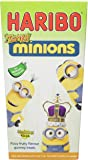 Haribo Tangy Minions Dorothy Gift Box 150 g (Pack of 9)