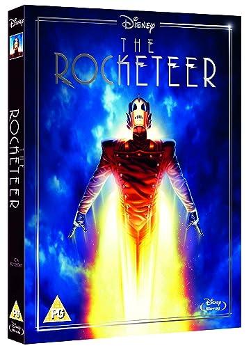 Rocketeer [Italia] [Blu-ray]: Amazon.es: Cine y Series TV