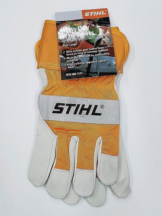 STIHL Mechanic Grip Gloves Mechanic Glove Mounting Garden Gloves Thin