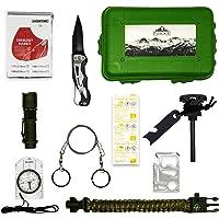 Kit de supervivencia profesional | Kit supervivencia montaña