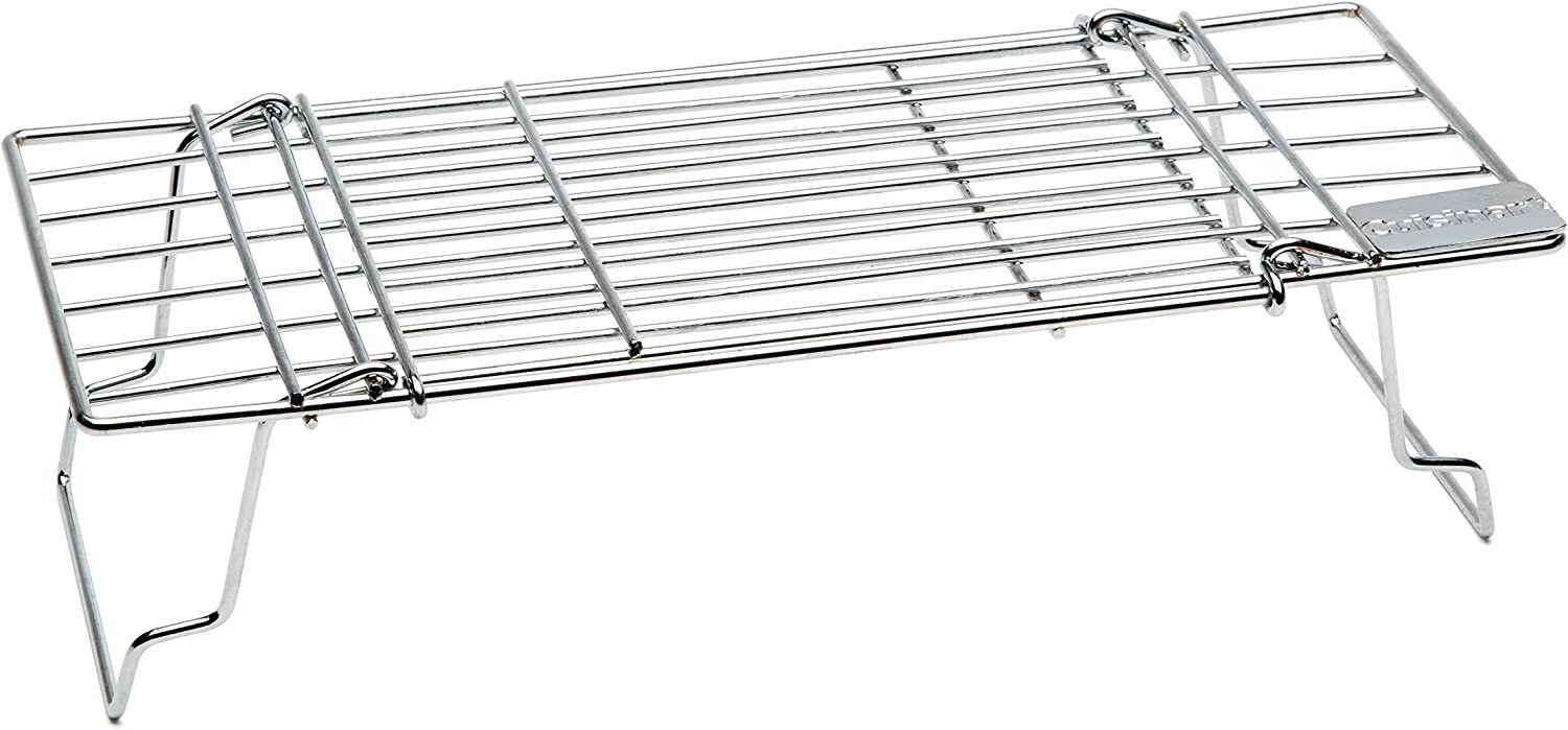 Cuisinart CGR-770 Grill Warming Rack, Silver