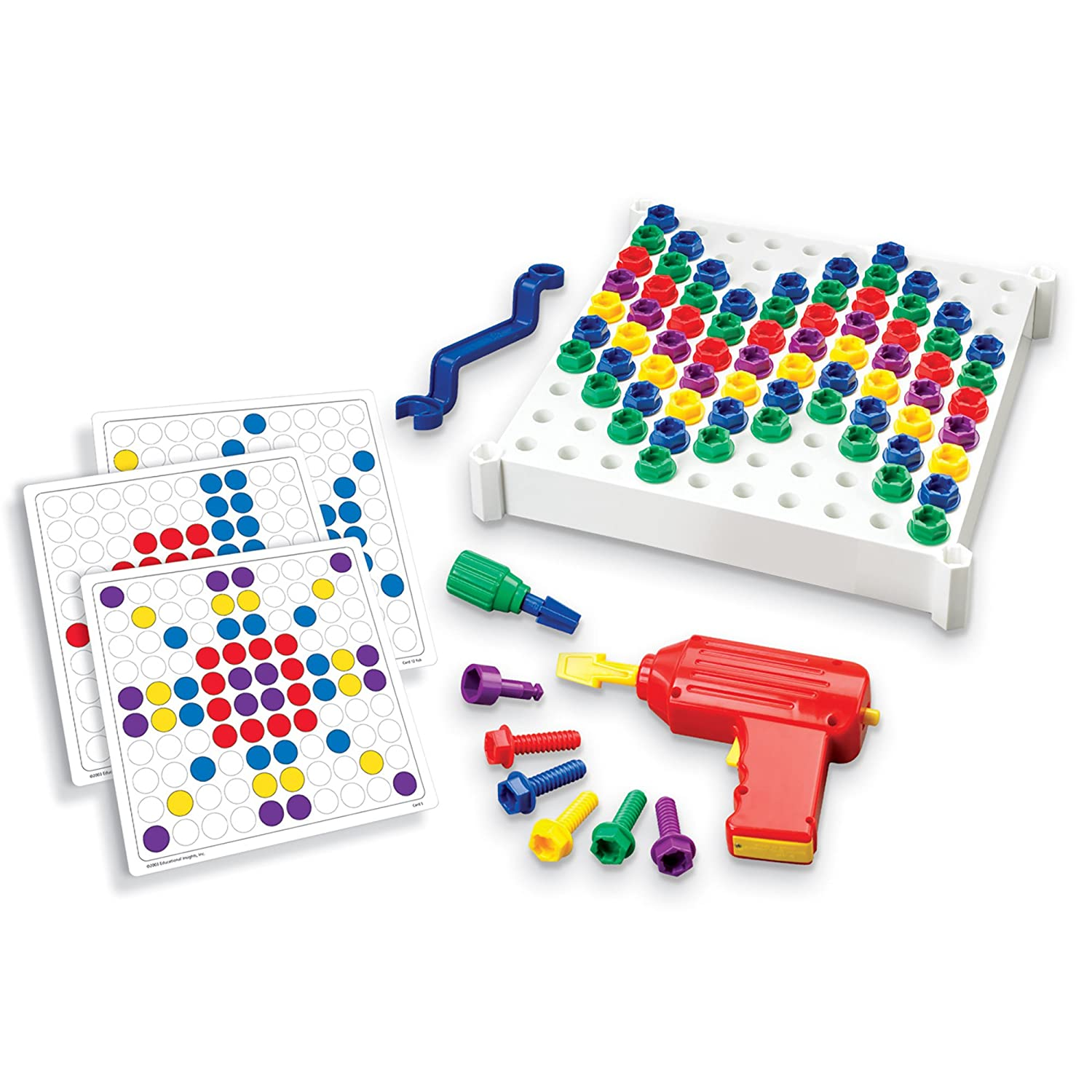 Amazon Educational Insights Design & Drill Activity Center