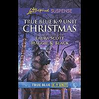 True Blue K-9 Unit Christmas/Holiday Emergency/Crime Scene Chr