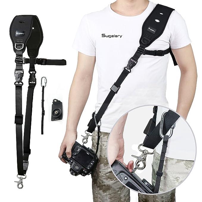 Review Camera Strap, Sugelary Camera