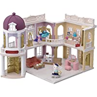 Calico Critters CC3011 Town Series Grand Department Store Gift Set, Fashion Dollhouse Playset, Figure, Furniture and…