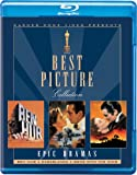 The Warner Best Picture Collection: Ben-Hur + Casablanca + Gone with the Wind (4-Disc Box Set)