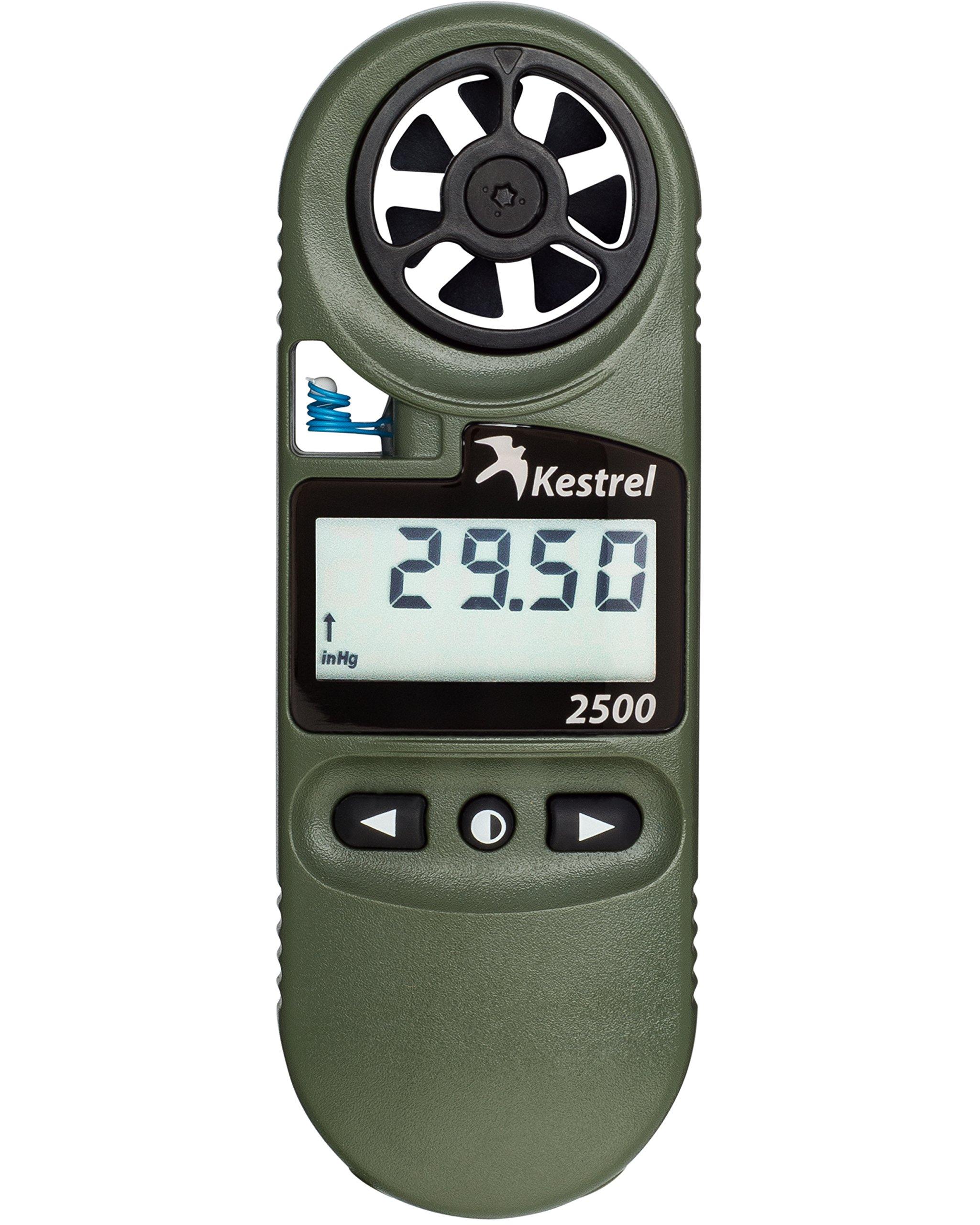 Kestrel 2500NV Pocket Weather Meter by Kestrel