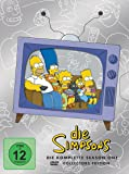 Die Simpsons - Die komplette Season 1 (Collector's Edition, 3 DVDs) [Import anglais]