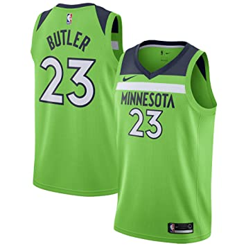 finest selection e61b4 ca32d Nike Jimmy Butler Minnesota Timberwolves Swingman Action ...