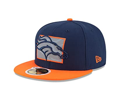 74e3870f2 NFL Denver Broncos Men s New Era State Flective Redux 59FIFTY Fitted Cap