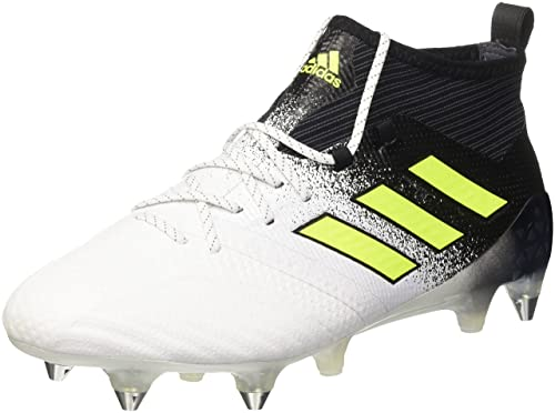 wholesale dealer 63b55 ed320 adidas Mens Ace 17.1 Sg Football Boots, (FtwblaAmasolNegbas),