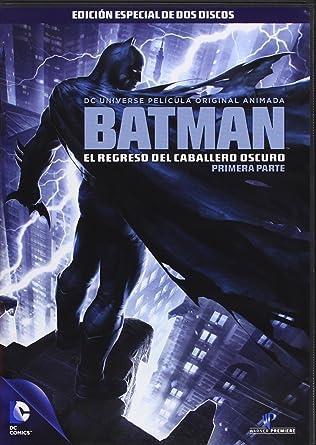 Dcu El Regreso Del Caballero Oscuro Primera Parte Import Dvd 2012