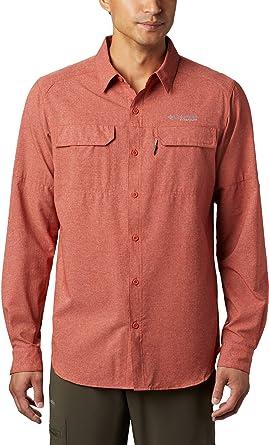 Columbia Irico Langärmliges Hemd Camisa de Manga Larga para Hombre: Amazon.es: Ropa y accesorios