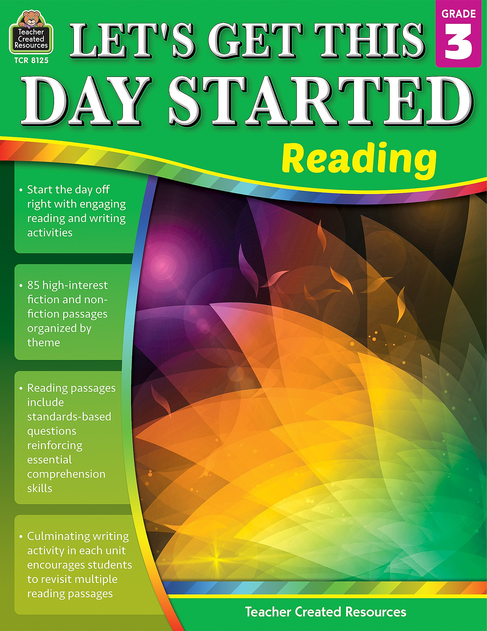 Download Let's Get This Day Started: Reading Grade 3 pdf