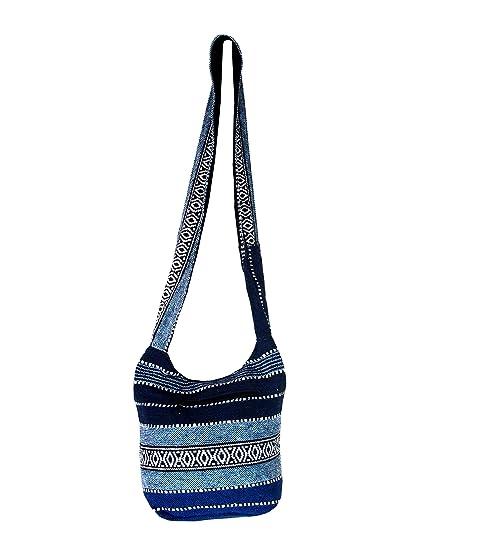 Amazon.com: Bolso pequeño tribal para niñas y adolescentes ...