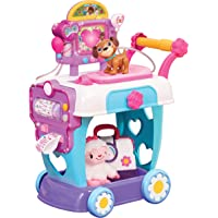 Doc McStuffins 92096 Toy Hospital Care Cart- Brown Mailer Doctor Set