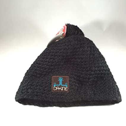 Image Unavailable. Image not available for. Color  DaKine LuLu Beanie Hat  for Girls Black 5a391b2f134