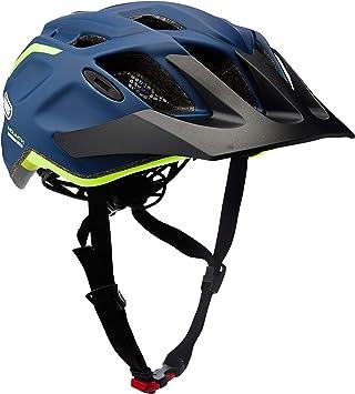 Abus 78175-9 Casco Bicicleta, Unisex Adulto, Azul (midnight blue ...