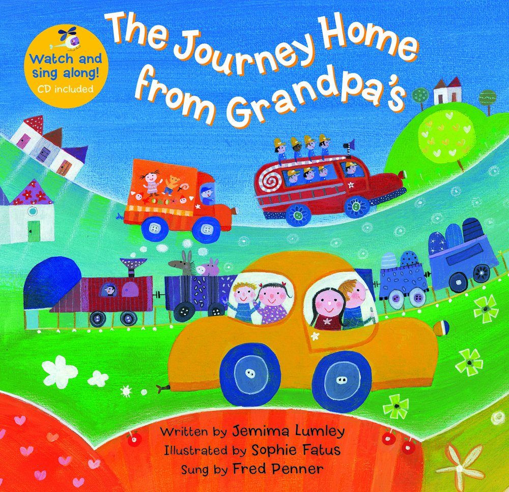 The Journey Home From Grandpa's (Singalong): 1: Amazon.co.uk ...