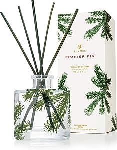 Thymes Pine Needle Petite Reed Diffuser - 4 Fl Oz - Frasier Fir
