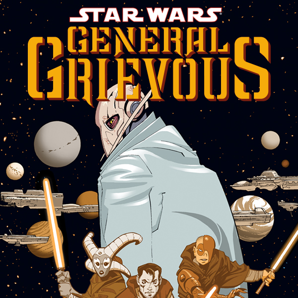 Star Wars: General Grievous (2005) (Issues) (4 Book Series) ()