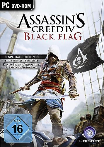 Assassins Creed 4: Black Flag - Special Edition [Importación ...