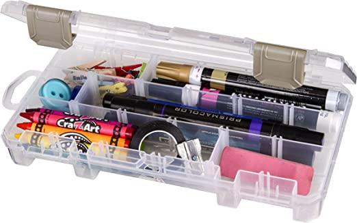 Plastic Art and Craft Storage Container ArtBin Solutions Small Box 3003AB