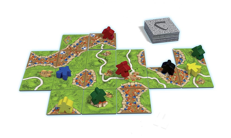Amazon Z Man Games Carcassonne Toys Games