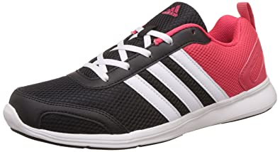 adidas Women's Astrolite W Cblack, Corpnk and Ftwwht Running Shoes - 7  UK/India