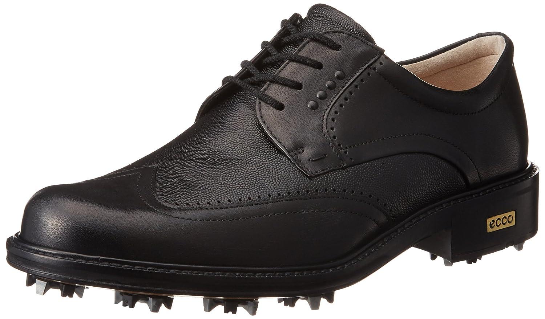 [エコー] ゴルフシューズ ECCO GOLF WORLD CLASS 140014 B010RSBZWQ 28.5 cm ブラック/ブラック
