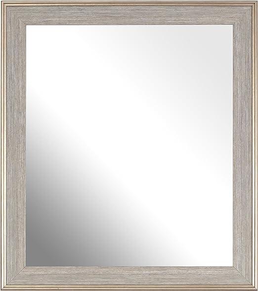 20.32 x 15.24 x 3 cm Twin Edge Chrome Triple App 8x6 Inch Inov8 Framing Inov8 British Made Traditional Picture//Photo Frame Silver 20x15cm x3 Portrait Aperture