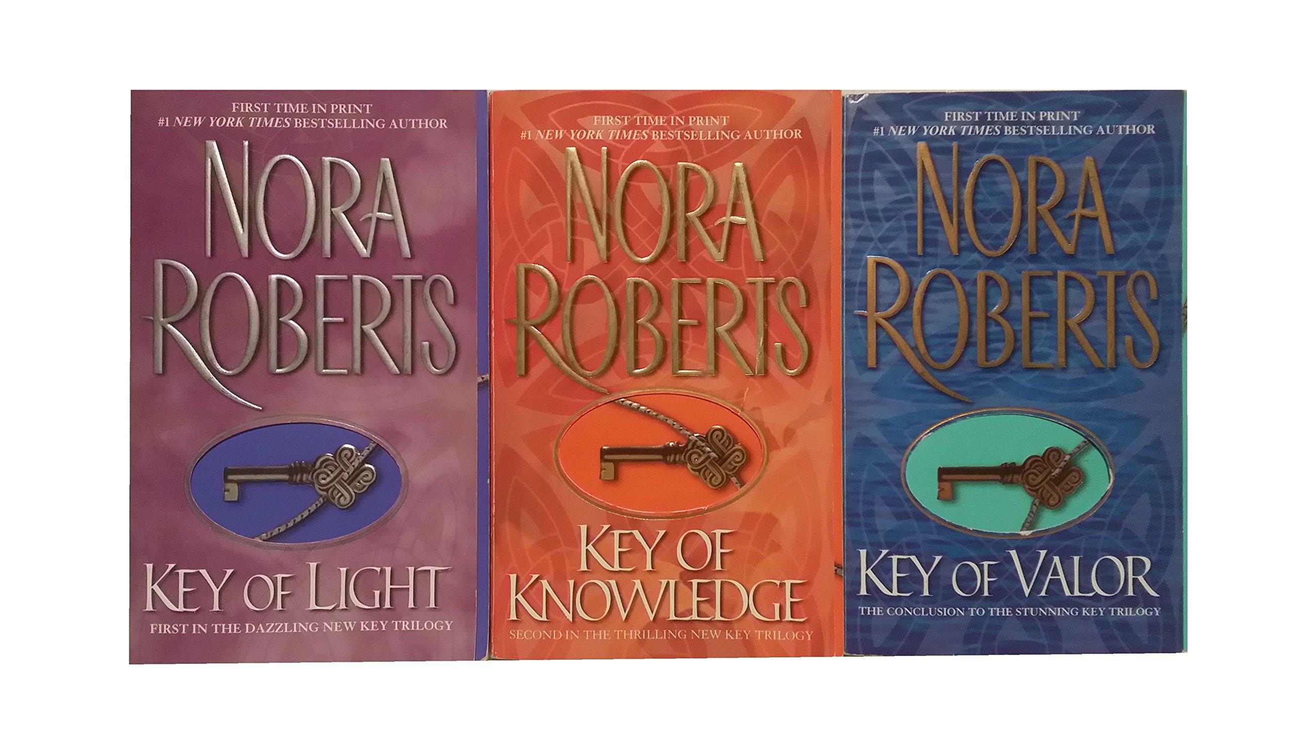 Key of Light / Key of Knowledge / Key of Valor pdf epub