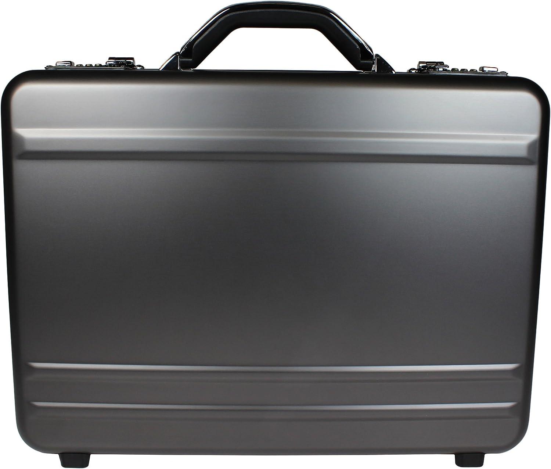 Briefcase portaviti Door Hardware 15 Compartments Removable 21x33x6cm