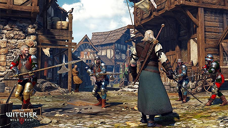 The Witcher 3: Wild Hunt - Game of the Year Edition [PS4]/[XO]