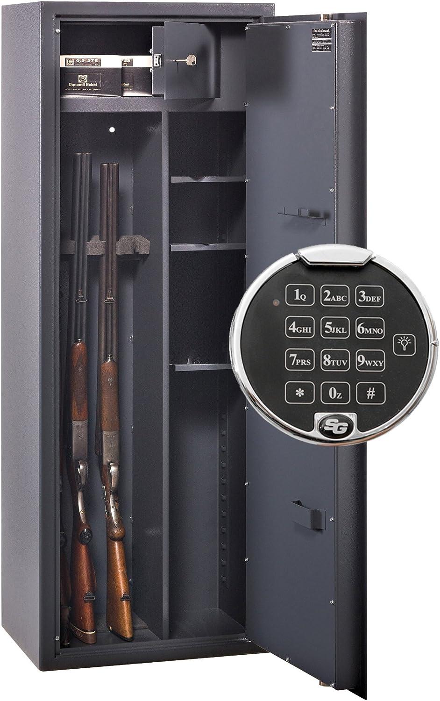 Armario para armas WF 1500-combi ITB con cerradura de combinación y estante de parte: Amazon.es: Bricolaje y herramientas