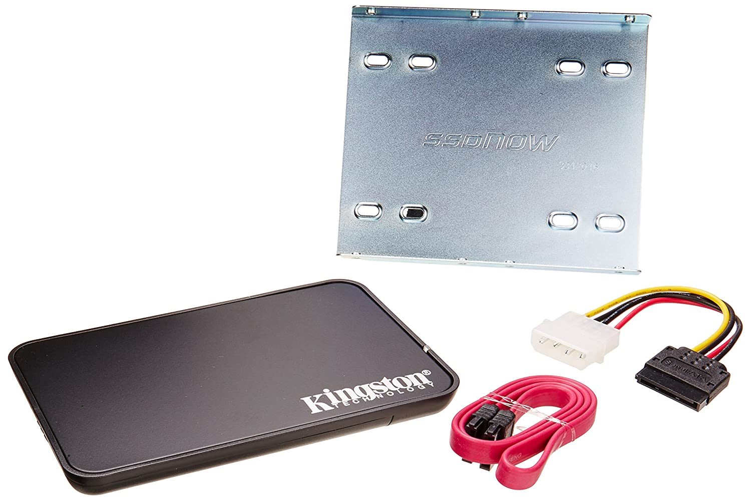 Kingston SNA-B Solid State Drive Installation Kit, Black