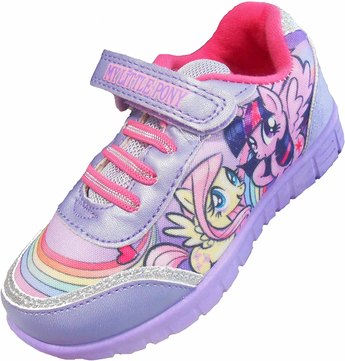My Little Pony Girls Lilac Trainer Shoes