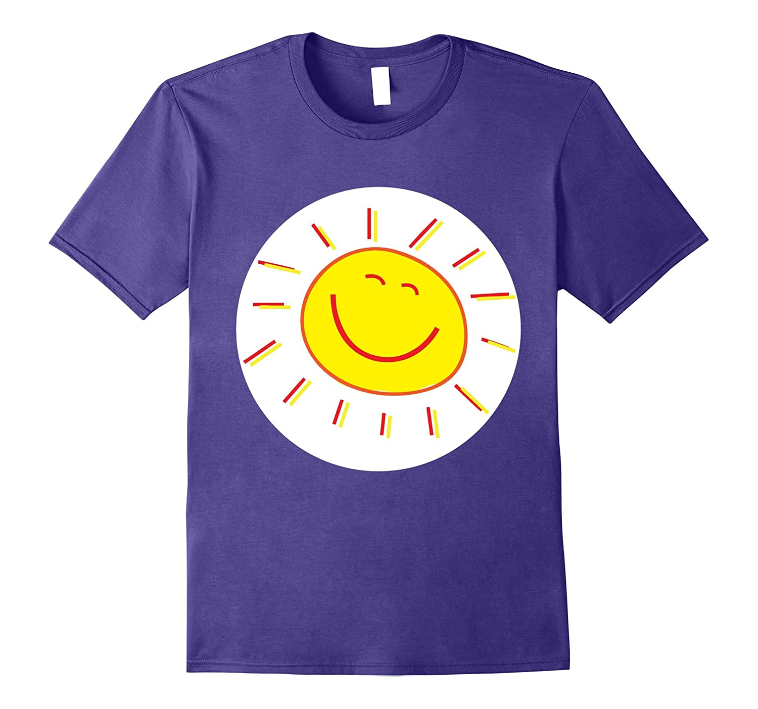 Happy Sunshine Halloween Group Costume TShirts-AZP