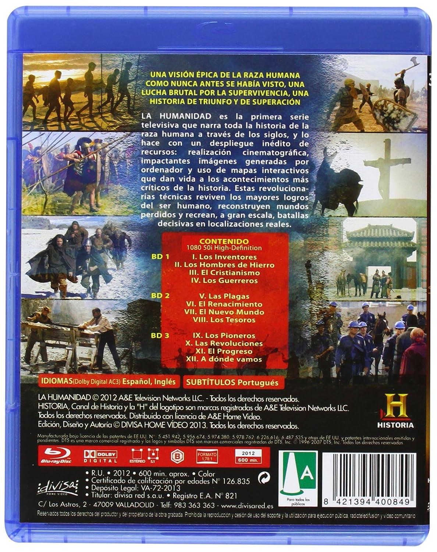 La humanidad [Blu-ray]: Amazon.es: Cine y Series TV