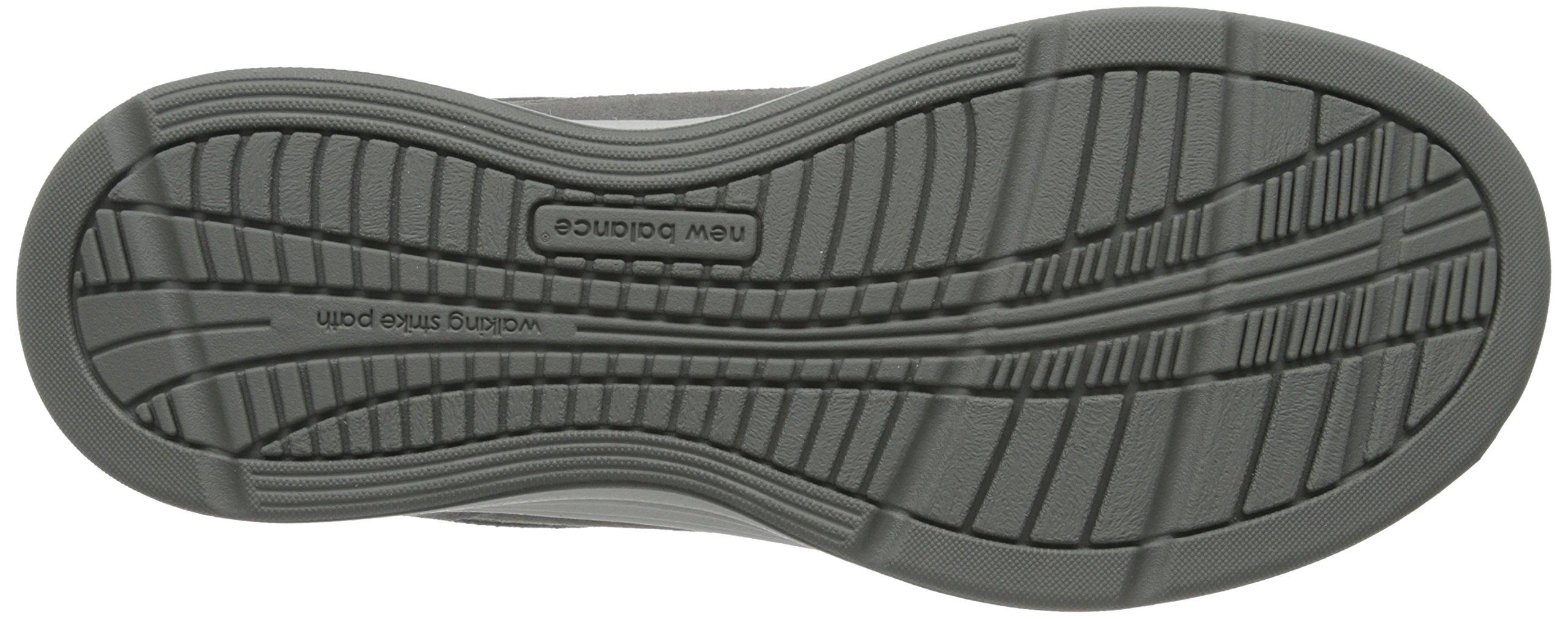 Balance Mens Mw877 Walking Shoe Grey 11