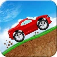 Crazy Kids Cars hill Racing games