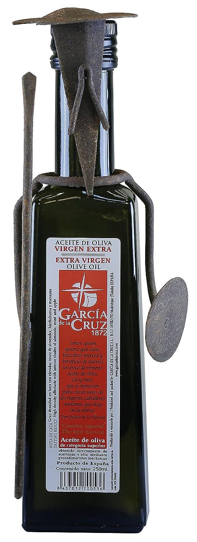 Aceite Oliva Virgen Extra. Edición especial IV Centenario de la Publicación del Quijote. 250 ml: Amazon.es: Alimentación y bebidas