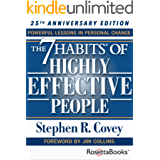 The 7 Habits of Highly Effective People: Powerful Lessons in Personal Change (25th Anniversary Edition)