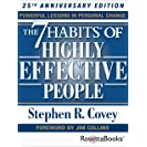 The 7 Habits of Highly Effective People: Powerful Lessons...