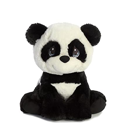 198f08f4c46f Image Unavailable. Image not available for. Color: Aurora World Precious  Moments Toy Ming Panda Plush