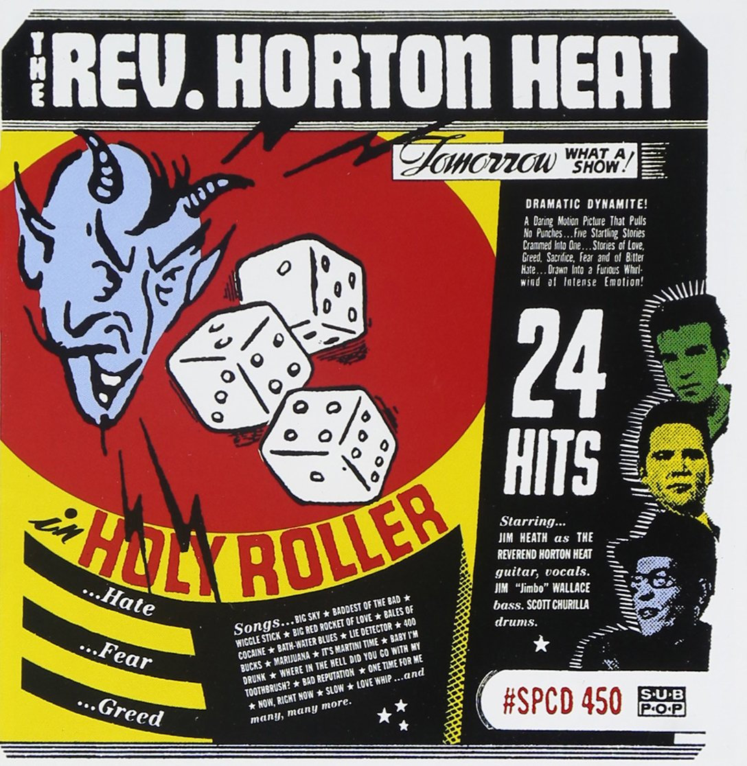 The Rev. Horton Heat-Holy Roller-CD-FLAC-1999-FATHEAD Download