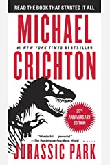 Jurassic Park: A Novel Kindle Edition