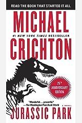 Jurassic Park: A Novel Kindle Edition